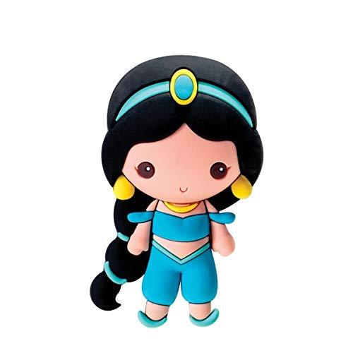 Disney Princess Jasmine 3D Foam Magnet ()