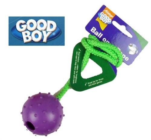 (Good Boy) Rope & Ball Dog Toy