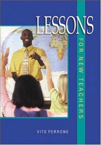 Lessons For New Teachers