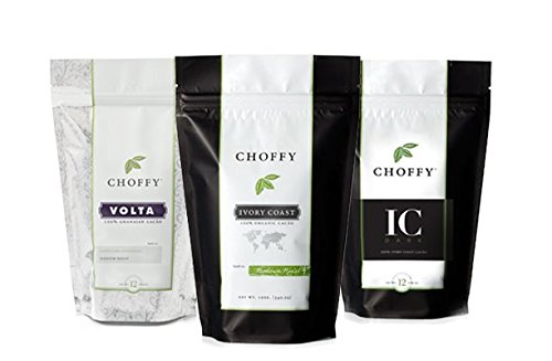 Choffy - Brewed Chocolate - Variety Set (12oz. Bags)