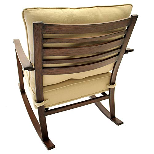 Amazon.com: Apollo Scottsdale Asientos Outdoor diseños 3 ...
