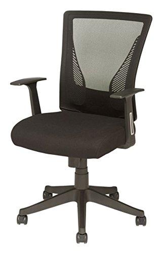 Brenton Studio(R) Radley Task Chair, Black