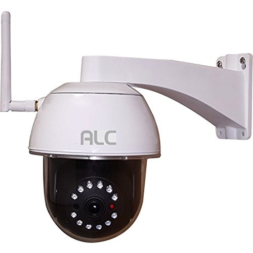 ALC AWF53 Full HD 1080p Outdoor Pan & Tilt Camera with On-Camera Storage and Free Transfer to Dropbox or Google Drive