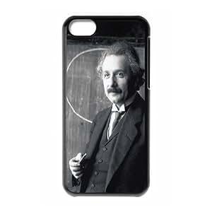 iPhone 5c Cell Phone Case Black Einstein V8400731