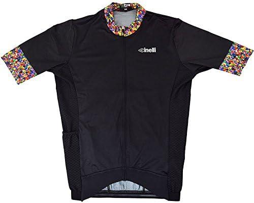 cinelli(チネリ) 自転車 サイクルウェア ロードバイク コルクカレイドジャージ XLサイズ 605046-00050024