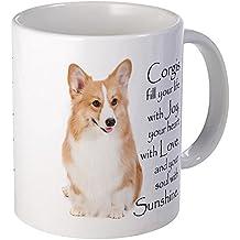 CafePress - Pembroke Corgi Mug - Unique Coffee Mug, Coffee Cup
