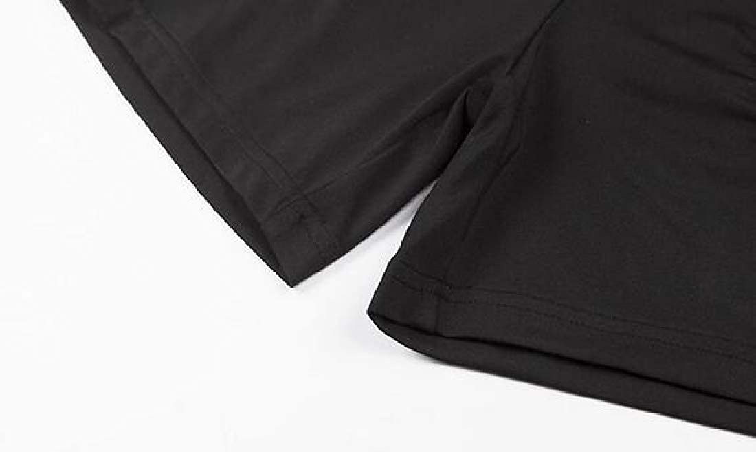 pipigo Womens Clubwear Spaghetti Strap Crop Tank Top Moto Biker Shorts 2 PCS Outfits Sets