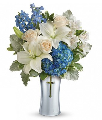 Memories Lasts Forever - Same Day Sympathy Flowers Delivery - Condolence Flowers - Funeral Flower Arrangements - Sympathy Plants