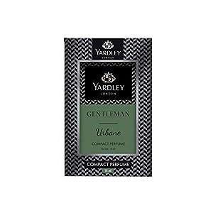 Yardley London Gentleman Urbane Compact Perfume for Men, 18ml