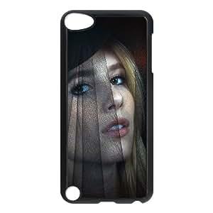 iPod Touch 5 Case Black he50 emma roberts american horror story dark SLI_493417
