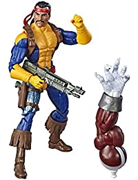 """Hasbro Legends Series 6"""" Collectible Action Figure Forge Toy (X-Men Collection) – with Caliban Build-A-Figure Part"""