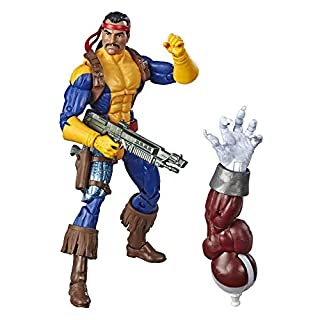 "Marvel Legends Series 6"" Collectible Action Figure Forge Toy (X-Men Collection) – with Caliban Build-A-Figure Part"