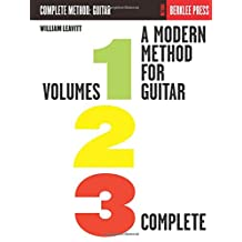 A modern method for guitar. Volumes 1, 2, 3 complete