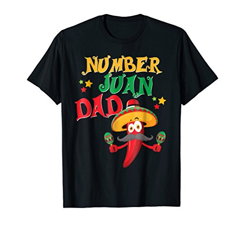 Juan Dad Funny Spanish Mexican Fathers Day Shirt Gift Father (Glory Be To The Father In Spanish)