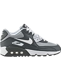 Nike Air Max 90 LTR Cool Grey/Wolf Grey (Little Kid)
