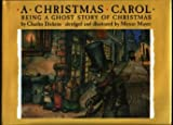 img - for A Christmas Carol: Being a Ghost Story of Christmas book / textbook / text book
