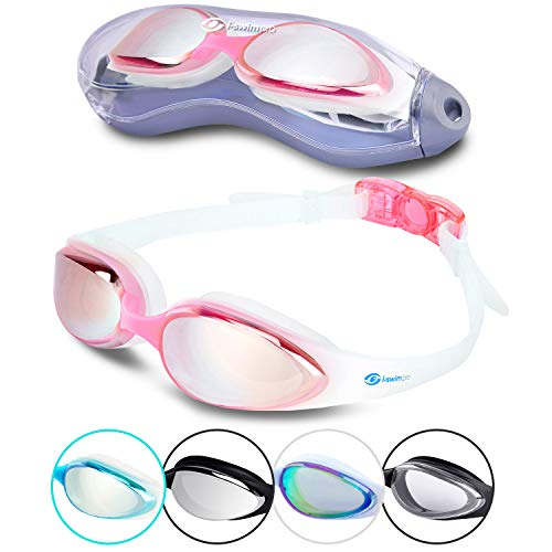 Swimming Goggles – Swim in Comfort with i-Swim Pro Originals giving you...