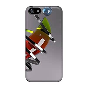 USMONON Phone cases Cute Tpu Best seller wen Glass Sculpture 90 Case Cover For Iphone Iphone 5 5s