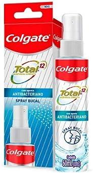 Enxaguante Bucal Colgate Total 12 Spray 60ml, Colgate