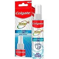 Spray Bucal Colgate Total 12 Spray bucal com agentes antibacterianos 60ml