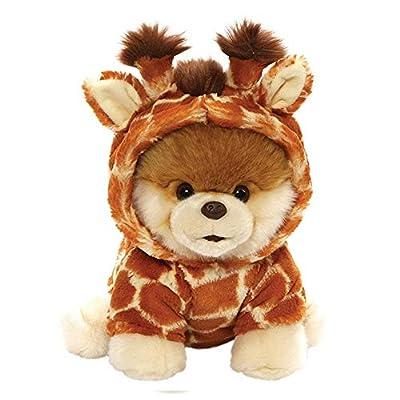 GUND Boo Giraffe, Brown