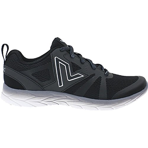 Vionic New Women's Miles Active Sneaker Black 8.5 - Mile Shop