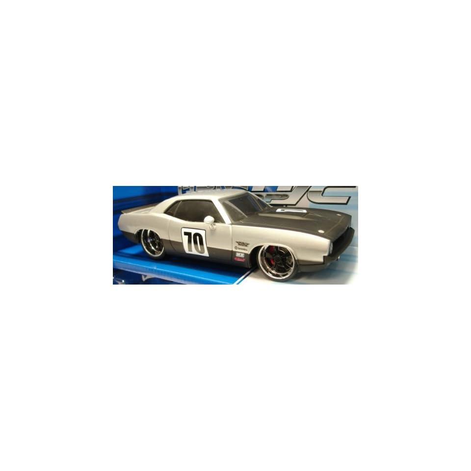 Maisto Custom Shop RC 124 Plymouth Hemi Barracuda  Sport