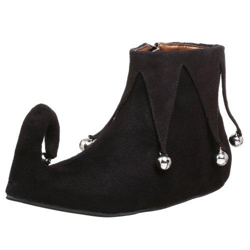 Funtasma Little Kid/Big Kid Jingle Casual,Black,Medium (US Little Kid 13-1 M) (Jester Shoes)