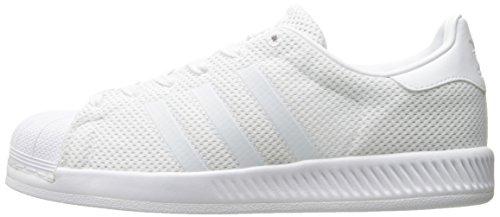Unisex Originalssuperstar white Bounce K Ragazzo Superstar white White J Adidas bambini xHX7fwdXq