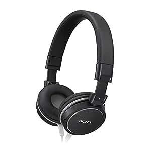 Sony MDRZX600B - Auriculares de diadema abiertos, negro