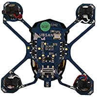RONGT New Hubsan Q4 H111 Nano 4-Channel RC Quadcopter w 2.4Ghz Radio System