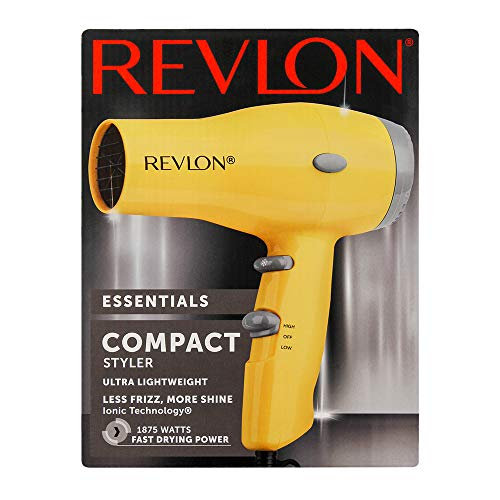 Revlon 1875W Compact and Lightweight Hair Dryer, Generation II by Revlon (Image #7)