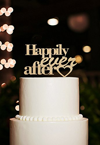 Happily Ever After Cake Topper Wedding Cake Toppers Wedding