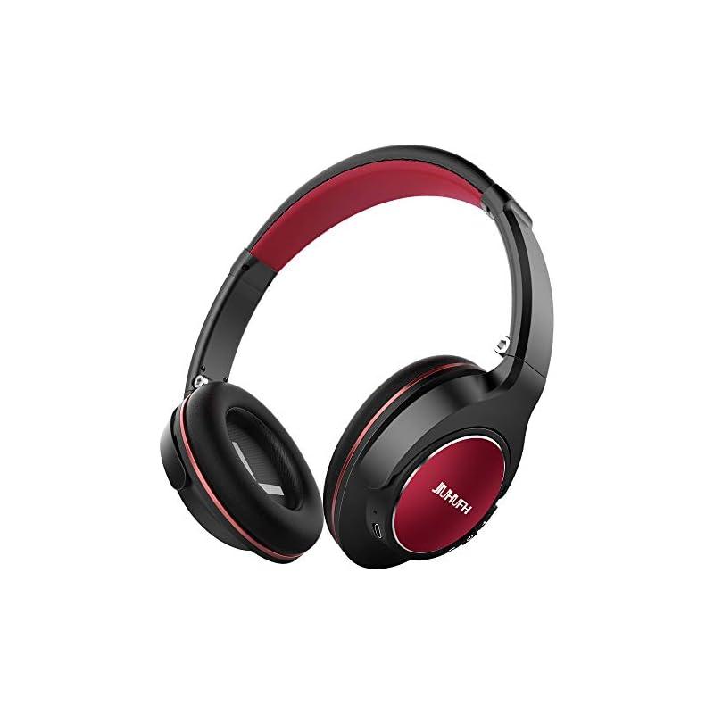 JIUHUFH JH-803 Wireless Over Ear Headpho