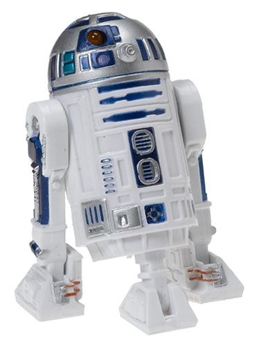 Star Wars R2-D2 Action Figure from Episode 3 III Revenge of the -
