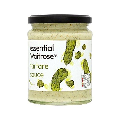 Tartare Sauce essential Waitrose 290g - Pack of 6