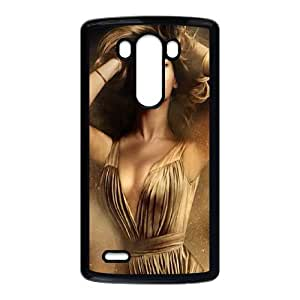 Special Lovely Nostalgic Beyonce LG G3 Cell Phone Case Black Benefit Cool LHWANGN040036