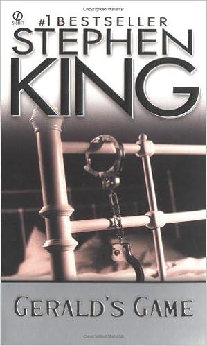 Stephen King - Gerald's Game Audiobook Online Free