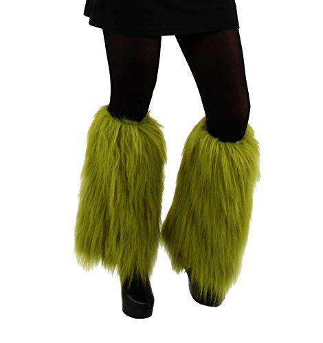 (elope Dr. Seuss The Grinch Fuzzy Leg)