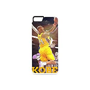 iPhone 6 Case,Kobe Bryant iPhone Case for 4.7 inch Screen Only((plastic and TPU)