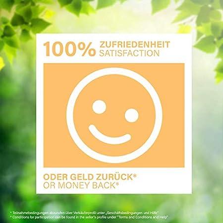 Crema de vitamina C con vitamina E y extracto de ruibarbo – 50 ml, hecho en Alemania Mother Nature Cosmetics. Crema de día ligera antiedad, contra arrugas y marcas