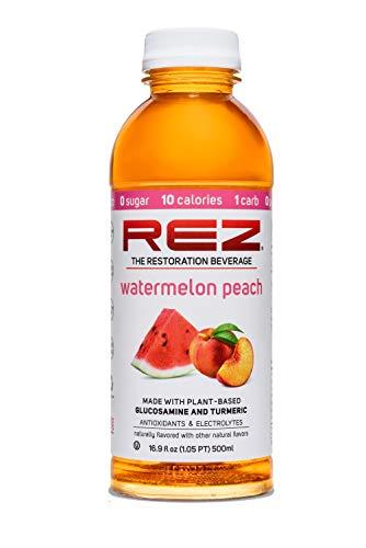 REZ The Restoration Beverage (Watermelon Peach) - Case of 12 -