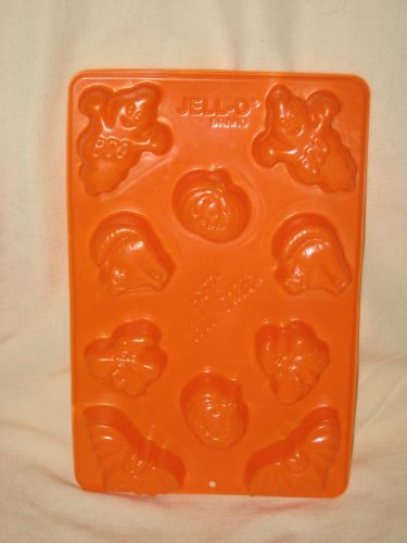 Jell-o Jigglers - Halloween