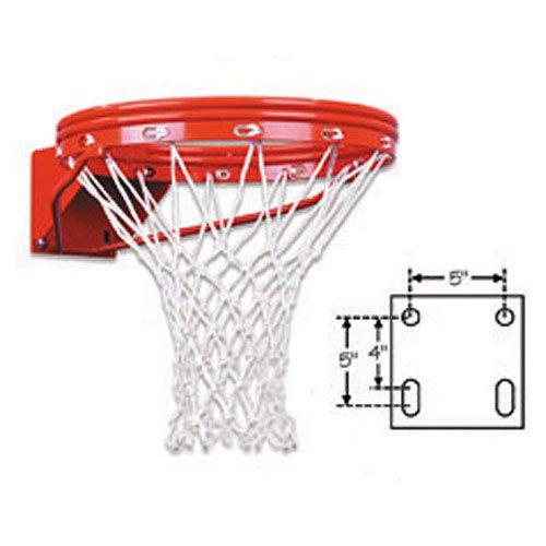 First Team Heavy Duty Double Rim Fixed Basketball Goal - First Team Basketball Goal