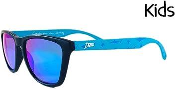 ad1426541f Detour Sunglasses Kids Shark Edition with Sea Blue Lens UV400 Polarized  Sunglasses w Pouch