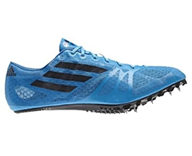 305a55a17ef3 adidas Men s Track   Field Shoes Blue Blue Blue Size  12 UK  Amazon.co.uk   Shoes   Bags
