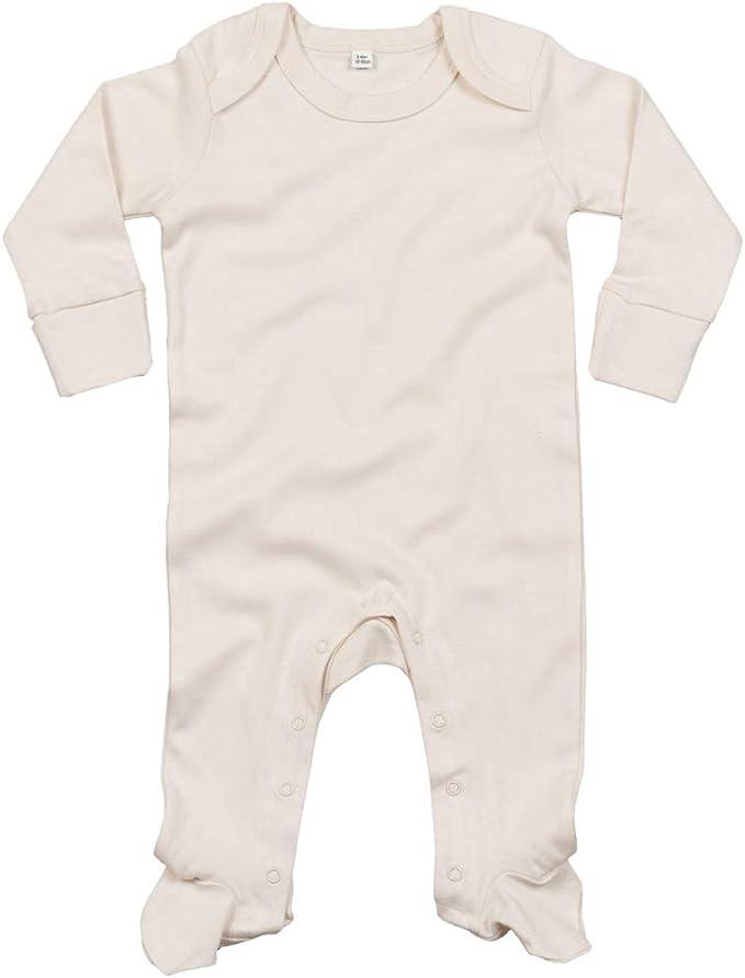 Babybugz - Pijama con cuello en forma de sobre de algodón orgánico ...