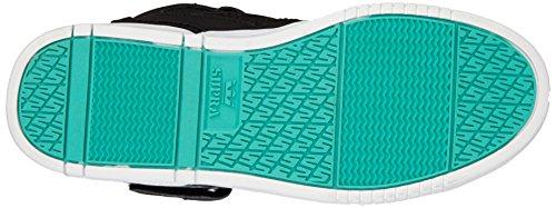Sneaker Supra Bleeker Nero / Verde