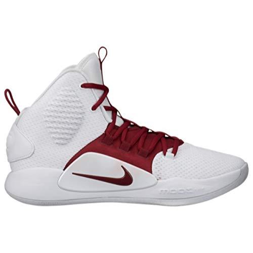 (ナイキ) Nike メンズ バスケットボール シューズ靴 Hyperdunk X Mid [並行輸入品] B07HCHZ4HJ 7.5