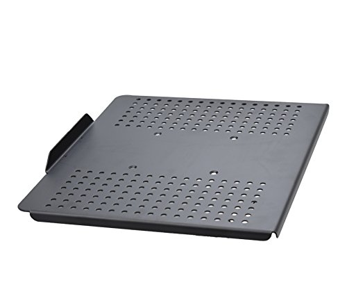 VIVO Laptop Notebook Steel Tray Platform (Tray Only) for VESA Mount Stand | Fits 100 mm Plate Holes (STAND-LAP2) by VIVO (Image #2)